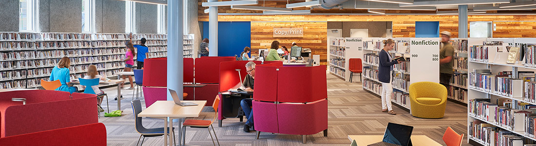 Library Design for Colleges and Universities
