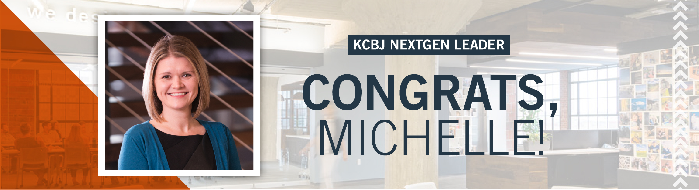 Michelle Chavey tapped for 2020 NextGen Leaders program