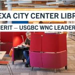 Lenexa City Center Library award